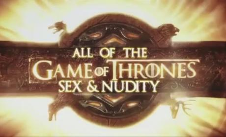 Game of Thrones Nudity: The Rundown!