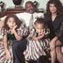 Beyonce, Solange Throwback Christmas Photo