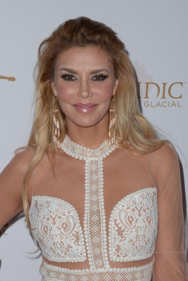 Brandi Glanville at Lure