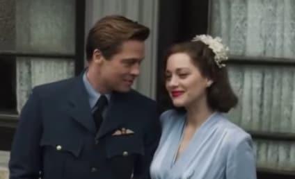 Brad Pitt and Marion Cotillard: Watch Their Infamous 'Allied Trailer'