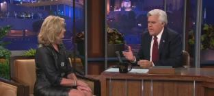 Ann Romney Tonight Show Clip - Meeting Mitt