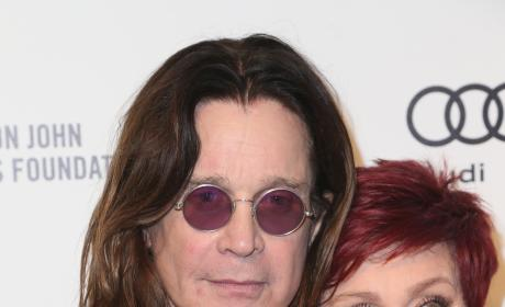 Sharon Osbourne: Filing For Divorce From Ozzy Osbourne?!