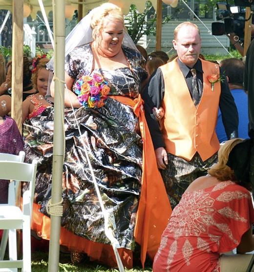 Mama June and Sugar Bear: Married!