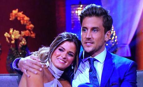 Jordan Rodgers and JoJo on ATFR