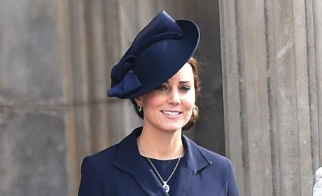 Kate Middleton: Six Days Past Due Date, No End in Sight!