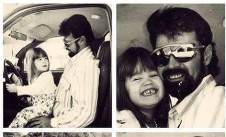 Demi Lovato Mourns Her Father on Instagram