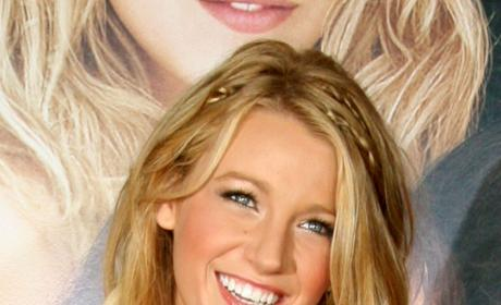 Blake Lively Summer Hair