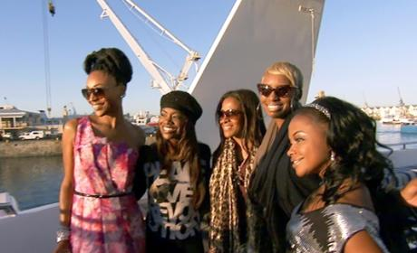 The Real Housewives of Atlanta Recap: South Africa, Home Away From Home