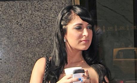Angelina Pivarnick Ready For TNA Impact