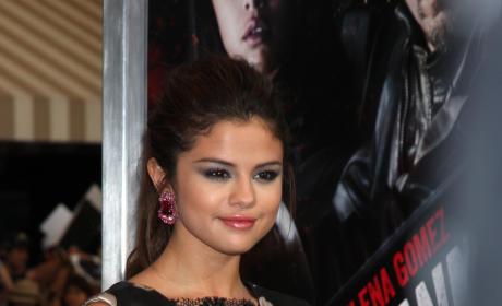 Selena Gomez at Getaway Premiere
