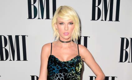 Taylor Swift Meets Tom Hiddleston's Mom in More PR Pics