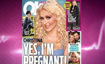 Christina Aguilera: Pregnant Again?!