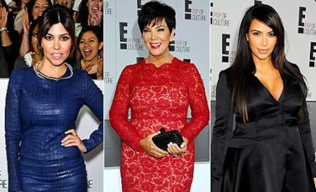 Kourtney Kardashian and Kris Jenner: PISSED About Kim Kardashian Nude Photos?!