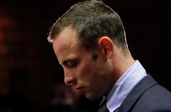 Oscar Pistorius Charged