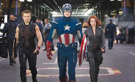 The Avengers Breaks $1 Billion Across the Globe