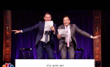 Channing Tatum Performs Special Version of Magic Mike