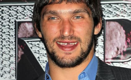 Alex Ovechkin and Maria Kirilenko: Engaged!