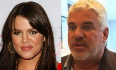 Rob Kardashian: Alex Roldan is Khloe Kardashian's Biological Father! And He Hates Kris Jenner!