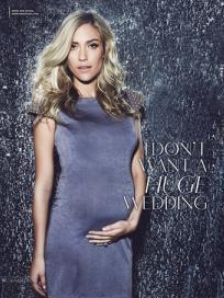 Kristin Pregnant Pic