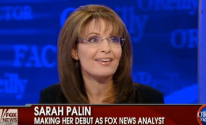 Sarah Palin: Out at Fox News