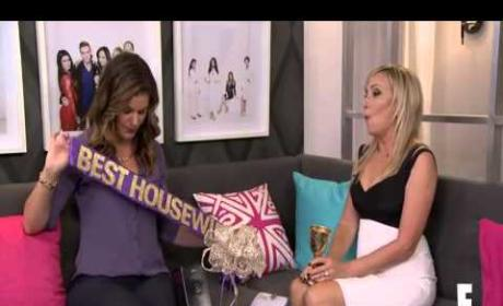 Shannon Beador Accepts Best Housewife Ever Award!