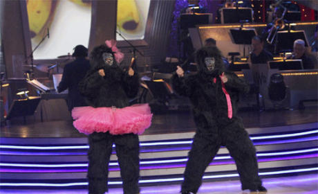 22 Totally Crazy Dancing with the Stars Costumes