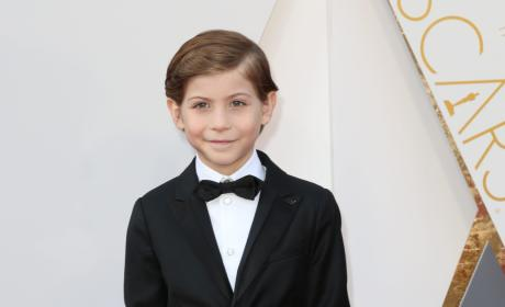 Jacob Tremblay: 2016 Academy Awards