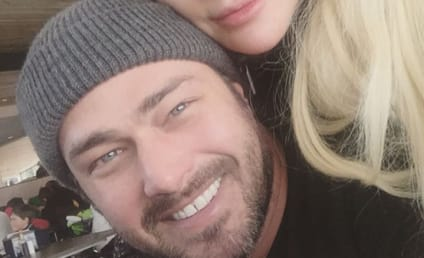 Lady Gaga & Taylor Kinney: See Their Post-Coital Selfie, Covered in Paint