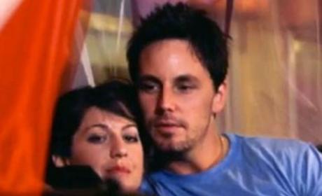 Jillian Harris and Wes
