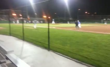 College Baseball Player Plunked by Pitch, Hurls Bat at Pitcher