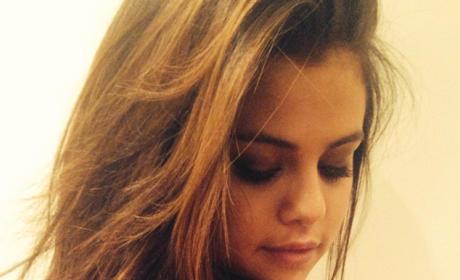 Selena Gomez Tattoo Photo