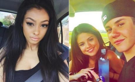 Jayde Pierce: Dating Justin Bieber! Selena Gomez Furious!
