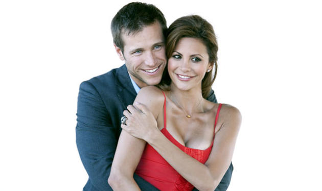 Jake Pavelka and Gia Allemand Photo