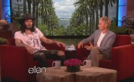 Russell Brand on Katy Perry: Nothing But Love!