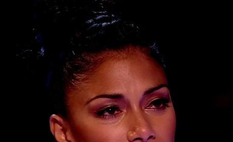 Chris Brown and Nicole Scherzinger Deny Make-Out Session