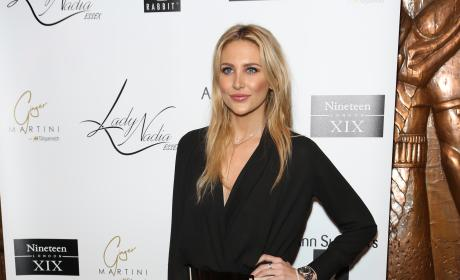 Stephanie Pratt: Lady Nadia Essex's Valentine's Day Party