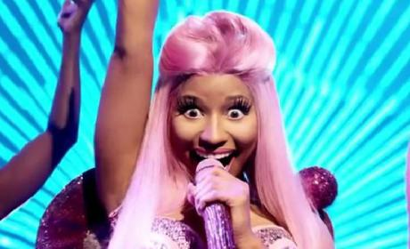 Nicki Minaj Pepsi Commercial: Enjoy This Moment 4 Life!