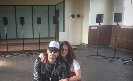 James Franco on Lana Del Rey: We're Not Dating, I Just Want to Have Sex With Her Music!