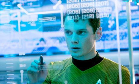 Anton Yelchin: A Career in Pictures