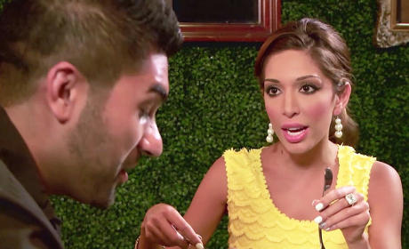 Farrah Abraham Slams Simon Saran: You're a Bad Influence, B-TCH!