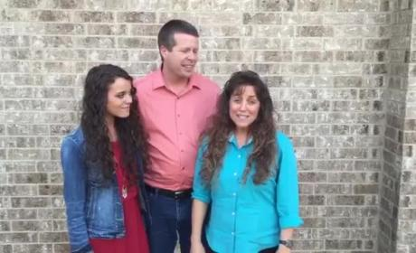 Duggars' Birthday Message to Jason