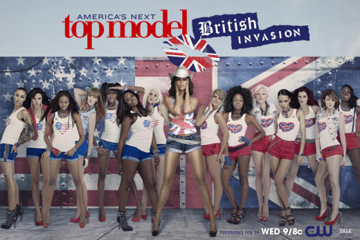 America's Next Top Model Poster