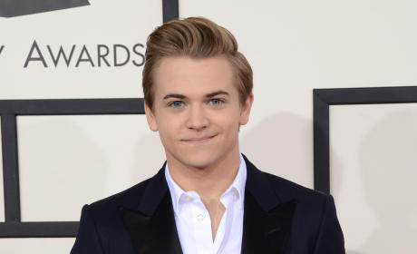 Hunter Hayes at the Grammys