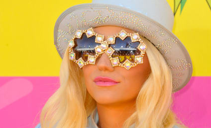 Ke$ha: I Eye-Banged Johnny Depp!