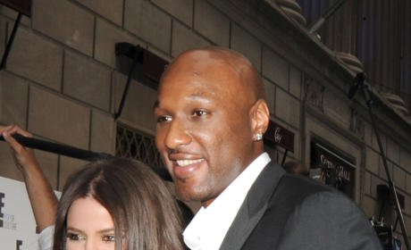 Khloe Kardashian: Still Legally Married to Lamar Odom