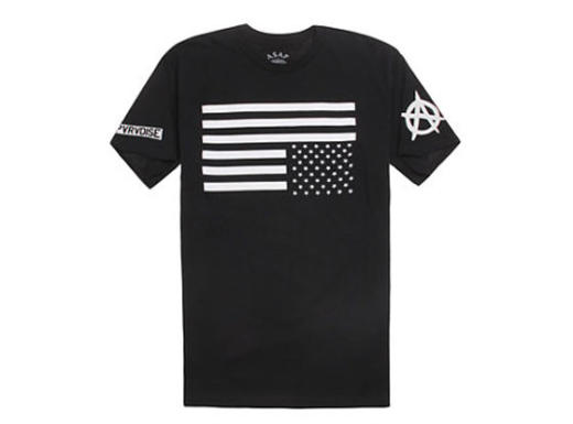 PacSun Apologizes for Offensive American Flag Shirt