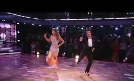 Sadie Robertson and Mark Ballas - Quickstep (Dancing With the Stars)