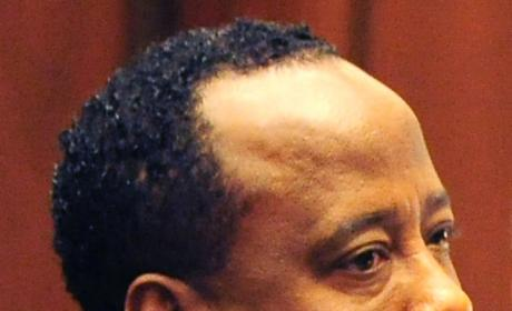 Conrad Murray: The Doctor is Back in!