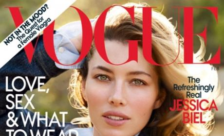 "Jessica Biel Won't Talk About ""Precious"" JT Relationship"