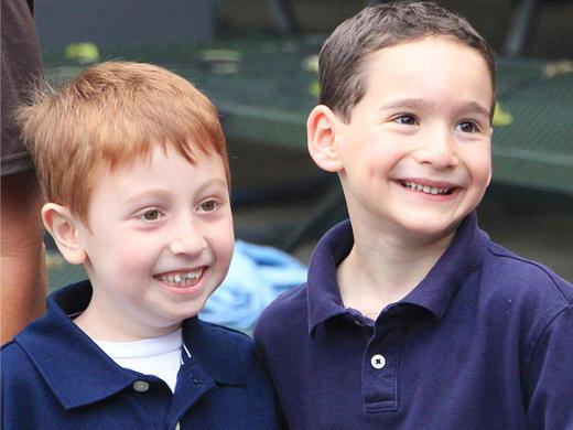 Dylan Siegel and Jonah